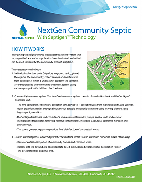 NextGen Community Septic
